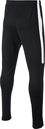 Nike Dry Acdmy Pant Kpz - Pantalones, Niños, Negro (Black/White/White), L
