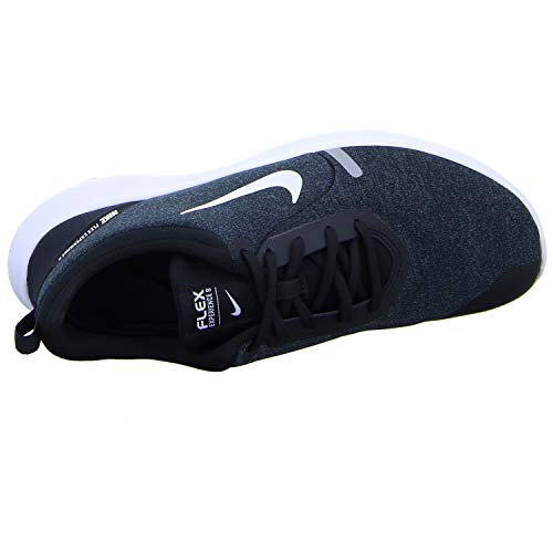 Nike Flex Experience RN 8, Zapatillas de Running para Hombre, Negro (Black/White/Cool Grey/Reflect Silver 013), 40 EU