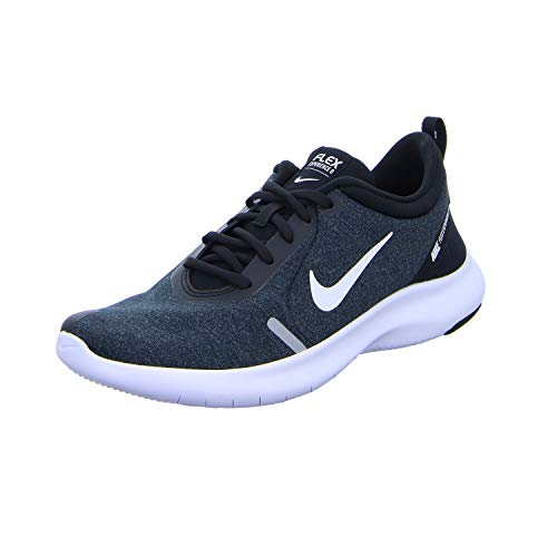 Nike Flex Experience RN 8, Zapatillas para Hombre, Negro Black White Cool Grey Reflect Silver 013, 41 EU