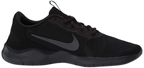 Nike Flex Experience RN 9, Running Shoe Mens, Black/Dark Smoke Grey, 42 EU