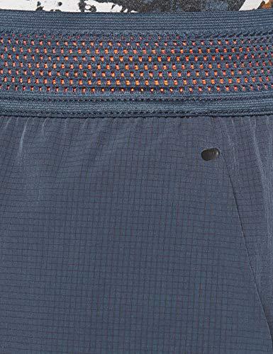 NIKE Flex Repel 3.0Pantalones Cortos, otoño/Invierno, Hombre, Color Thunder Blue/Hyper Crimson/Black, tamaño Medium