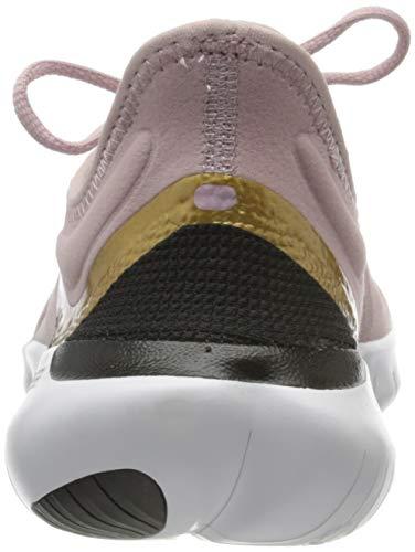 Nike Free RN 5.0, Zapatillas de Running para Mujer, Morado (Plum Chalk/Metallic Gold-Plati 501), 39 EU