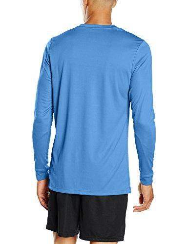 Nike LS Park Vi JSY Camiseta de Manga Larga, Hombre, Azul (University Blue/White), M