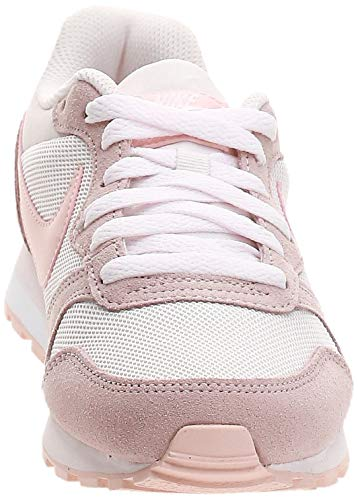 Nike MD Runner 2, Zapatillas de Running Mujer, Multicolor (Light Soft Pink/Washed Coral 604), 38 EU