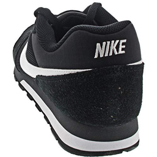 Nike MD Runner 2, Zapatillas para Hombre, Black/White Anthracite, 40 EU
