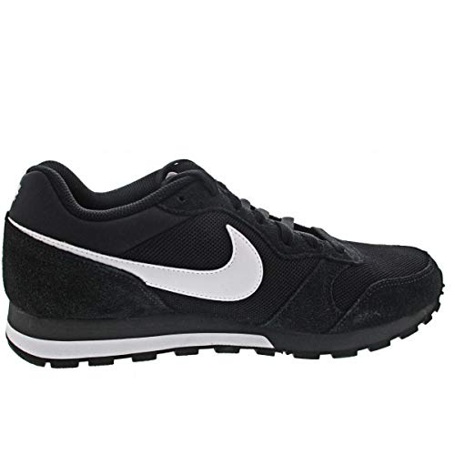 Nike MD Runner 2, Zapatillas para Hombre, Black/White Anthracite, 42 EU