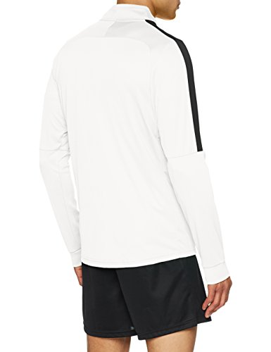 NIKE Men's Dry Academy18 Football Jacket Chaqueta de Deporte, Hombre, White/Black/Black, S