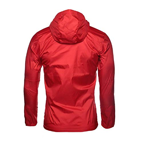 NIKE Men's Dry Park18 Football Jacket Jacket, Hombre, university red/white/(white), L