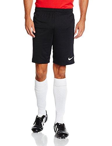 Nike Park II Knit Short NB Pantalón corto, Hombre, Negro/Blanco (Black/White), M