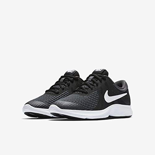 Nike Revolution 4 (GS), Zapatillas de Running para Hombre, Negro (Black/White-Anthracite 006), 39 EU