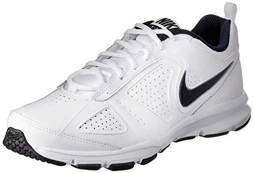 Nike T-Lite 11, Zapatillas de Cross Training para Hombre, Blanco (White/Black/Obsidian), 41 EU