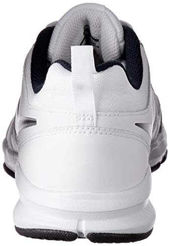 Nike T-Lite 11, Zapatillas de Cross Training para Hombre, Blanco (White/Black/Obsidian), 43 EU