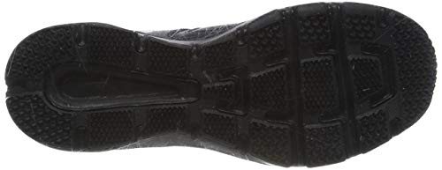 Nike T-Lite 11, Zapatillas de Cross Training para Hombre, Negro Black Black Metallic Silver 007, 40.5 EU