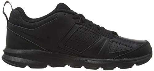 Nike T-Lite 11, Zapatillas de Cross Training para Hombre, Negro Black Black Metallic Silver 007, 43 EU