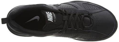 Nike T-Lite 11, Zapatillas de Cross Training para Hombre, Negro Black Black Metallic Silver 007, 44.5 EU