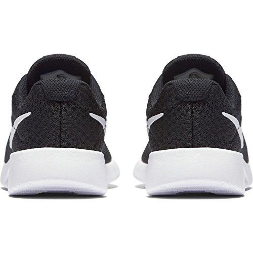 Nike Tanjun Gs, Zapatillas de Gimnasia Unisex Niñoss, Negro (Black/White/White), 40 EU