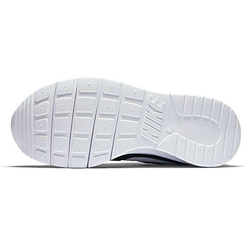 NIKE Tanjun (GS), Zapatillas Unisex Adulto, Negro Black White White 011, 38 EU