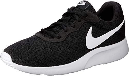 Nike Tanjun, Zapatillas de Running para Hombre, Negro (Black/White 011), 40 EU