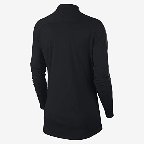 NIKE W NK Dry Acdmy18 Dril Top Ls Long sleeved t-shirt, Hombre, Black/ Anthracite/ White, L
