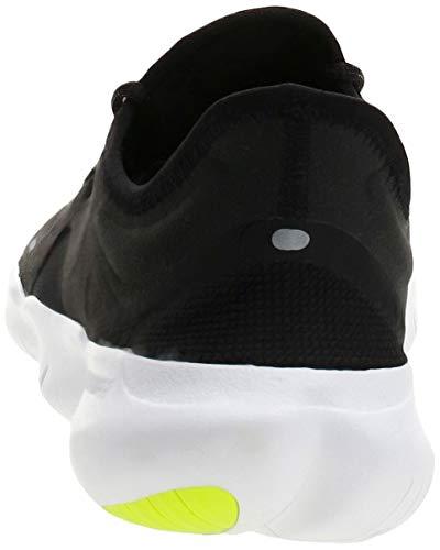 Nike Wmns Free RN 5.0, Zapatillas de Atletismo para Mujer, Multicolor (Black/White/Anthracite/Volt 000), 41 EU