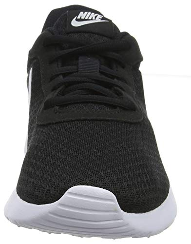 NIKE Wmns Tanjun, Zapatillas de Running para Mujer, Negro (Black/White 011), 38.5 EU