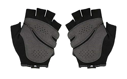 NIKE Women Elemental Fitness Gloves Guantes, Mujer, Negro (Negro), L