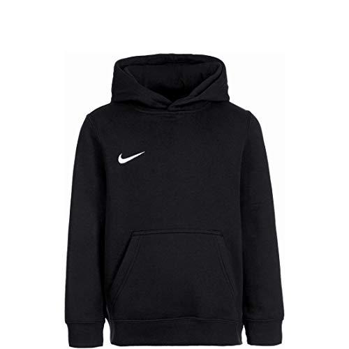 Nike Y Po Flc Tm Club19, Sudadera con Capucha Unisex Niños, Negro, L