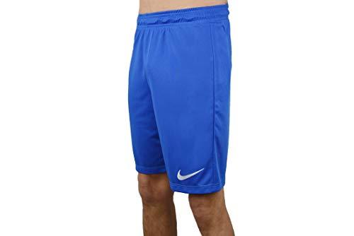 Nike Yth Park II Knit Short Nb, Pantalón Corto, Niños, Azul (Royal blue/White), XL