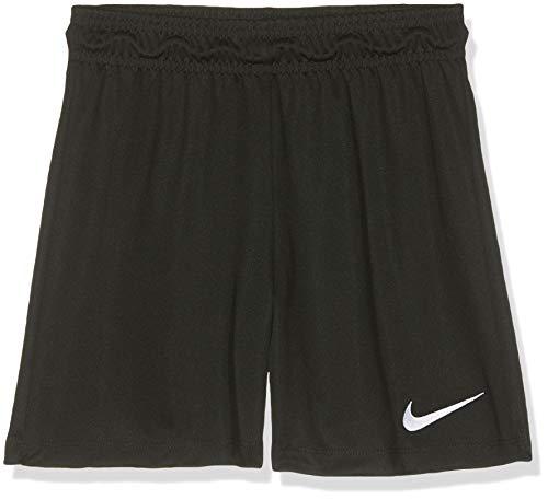 Nike Yth Park II Knit Short Nb, Pantalón Corto, Niños, Negro (Black/White), L