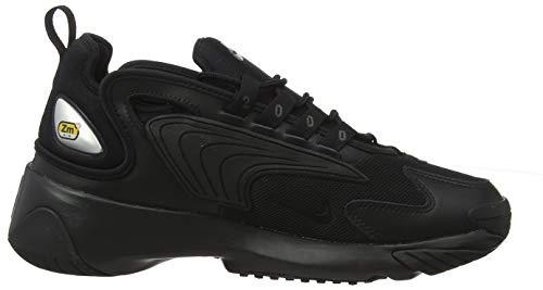 Nike Zoom 2K, Zapatillas de Deporte para Hombre, Negro (Black/Black/Anthracite 002), 45 EU