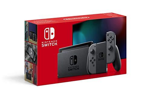 Nintendo Switch (Grey) [Importación inglesa]