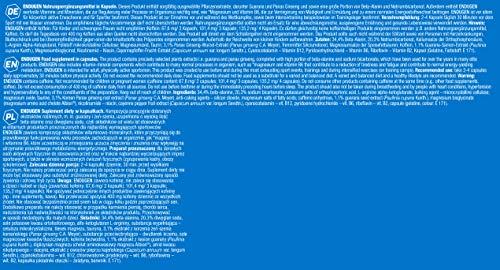 Olimp Endugen - Pack of 60 Capsules