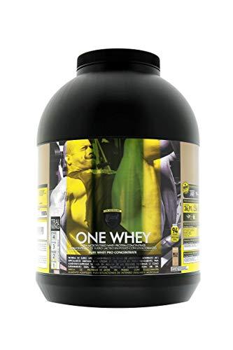One Whey (4,535 Gr) 10 Lbs Milk Caramel - Matriz de Proteínas con Velocidad de Absorción Intermedia