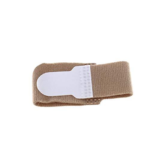 OTOTEC Vendas para Dedo Roto, 10 Unidades, Vendajes Acolchados para Dedos de los pies, separadores de Dedos
