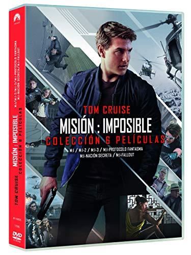 Pack: Misión Imposible - Temporadas 1-6 [DVD]