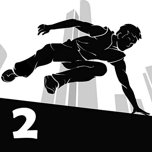 Parkour City Vector Shadow Run 2