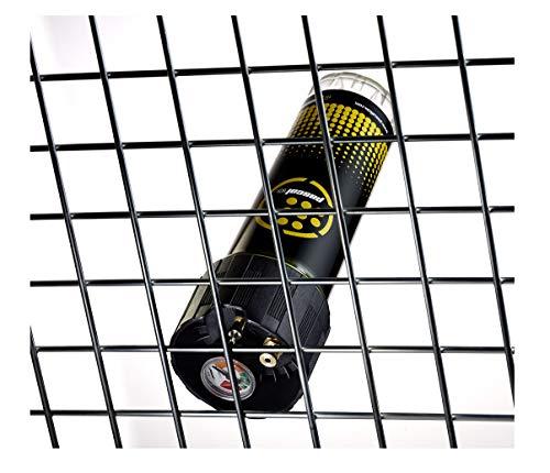 Pascal Box - El único Sistema Presurizador Completo y de Alta Precisión para Pelotas de Tenis, Pádel y Frontenis. Juega con la presión reglamentaria, Siempre.