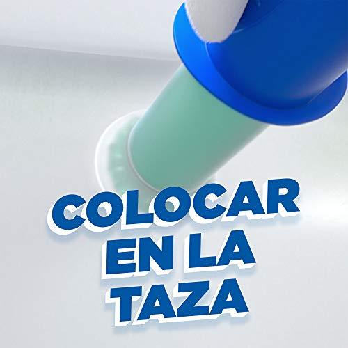 PATO - Discos Activos WC Lima, aplicador y recambio con 6 discos