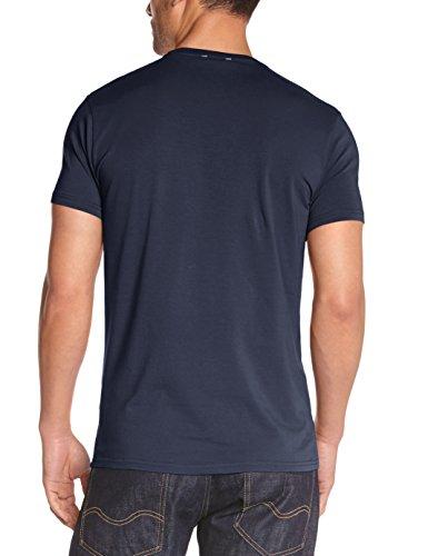 Pepe Jeans Original Stretch Camiseta, Azul (Navy 595), Medium para Hombre