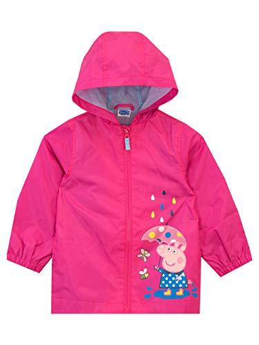 Peppa Pig Sudadera para niñas 4-5 años Rosado