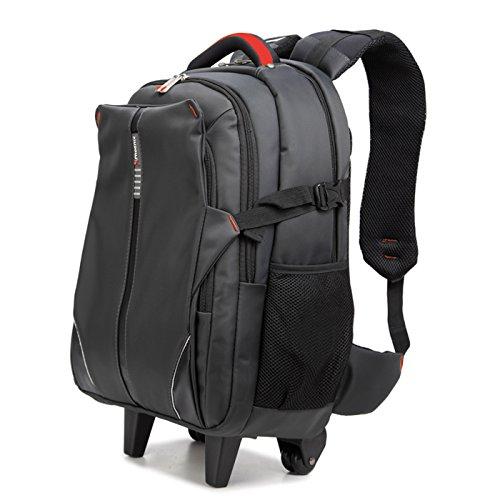 "Phoenix Technologies Discovery maletines para portátil 43,2 cm (17"") Trolley Case Negro, Rojo - Funda (Trolley Case, 43,2 cm (17""), Tirante para Hombro, 2,2 kg, Negro, Rojo)"