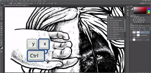 Photoshop CS6 Keyboard Shortcuts