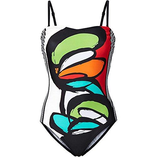 PinkLu Bikini De Mujer con Traje De BañO De Una Pieza BañAdor Mujer Bikini Estampado Una Pieza Hacer Subir Ropa De BañO De BañO Acolchada