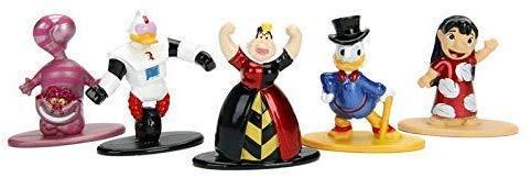 PlaneFire Mickey Pop! Mouse Firefighter B&W Vinyl #426 Bundled with Plane Crazy Black & White #431 True Original & Character Nano Figure Movie Favorites Alice Wonderland / Scrooge Ducktales 3 Items