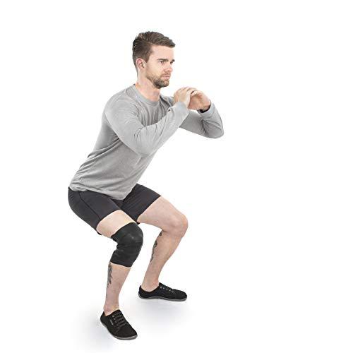 Plank + Crunch Voodoo - Banda de compresión (Floss Band) - Uso médico y deportivo - Mejor movilidad, resistencia y recuperación - Grosor 1,5 mm - Instrucciones sencillas