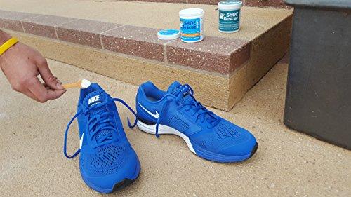 Polvos para pies y calzado 100g – Elimina el olor de pies – Desarrollado por un podólogo colegiado, Shoe Rescue es un remedio 100% natural que elimina malos olores de pies y calzado – Contiene aceites