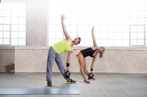 Power Workout plus Kettlebell [Alemania] [DVD]