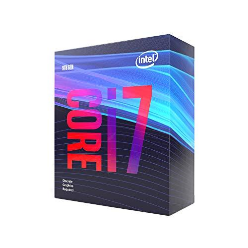 Procesador Intel Core i7-9700F de 8 núcleos de hasta 4,7 GHz sin gráficos de procesador LGA1151 300 Series 65W