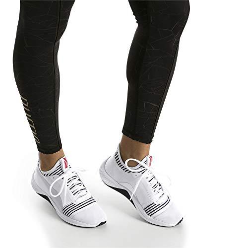Puma Amp XT Wn's, Zapatillas de Deporte para Mujer, Blanco White-Peacoat 02, 36 EU