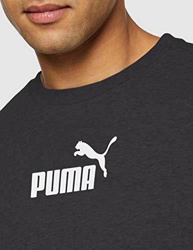 PUMA Amplified Crew TR Sudadera, Hombre, Puma Black, M